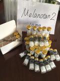 Péptidos Melanotan2 10mg de bronzeamento da pele Melanotan Mt2