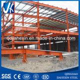 Structure métallique d'atelier en acier préfabriqué (JHX-M042)