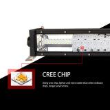 Offroad 지프 LED 표시등 막대 24 달 보장 방수 도매 최고 밝은 6500K 270W 22 인치 3 줄