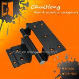 Guichet de matériel et charnière de porte en aluminium avec ISO9001