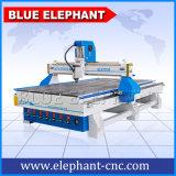 機械1530真空表木製のルーターを作る家具のための木製CNCのルーターを切り分けること