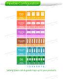 Snacks e bebidas das máquinas de venda automática com 32 polegadas de tela de Publicidade