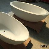 卸し売り最もよい品質の人工的な大理石の円形の鉱泉の温水浴槽(BT170915)