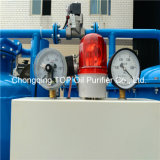 Planta Ty-30 de la purificación de petróleo de la turbina de la gestión de desechos del estándar de ISO