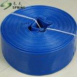 Manguera de alta presión de PVC Layflat prestaciones medias