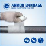 高い硬度の鋼鉄プラスチックPVC管の漏出修理包帯かキット