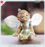 fait sur mesure Décoration maison petit bébé Figurine Polyresin Angel