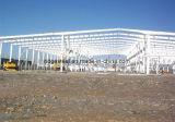 Edificios del almacén y de almacenaje hechos de bastidor aumentado de estructura de acero