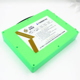 Hxx 12V35ah Pack de batterie au lithium longue durée de vie de grande capacité 12V de l'électroménager Camerainverter CCTV Voiture électrique