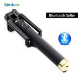 Telefone celular Bluetooth portátil Extensível Selfie Stick Monopod Sem Fio