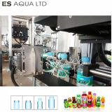 Praça automática latas de vidro plástico redonda garrafas de água adesivo cola da Luva do túnel de contração de vapor etiqueta de identificação da máquina de máquinas