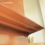 Полка шкафа Dislay металла полки зерна мебели супермаркета деревянная