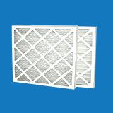 Papier de bonne qualité du filtre à air du châssis