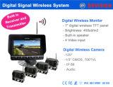 Камера цифрового сигнала держателя 2.4G системы вид сзади магнитная