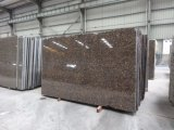 Marrones bálticas del granito baldosas pulidas losas&+encimera