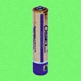 망간 배터리(PVC 재킷) - R03P/AAA/UM-4