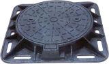 Tampa de câmara de visita do ferro de molde de En124 D400