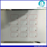 Kurbelgehäuse-Belüftung RFID Prelam für RFID Karte