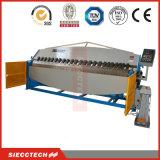 유압 접히는 기계 금속 구부리는 기계