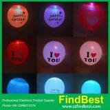 Sfera dell'indicatore luminoso dell'aerostato del LED personalizzata reticolo per la festa di compleanno di cerimonia nuziale
