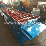 PPGI gewölbte Dach-Blatt-Stahlrolle, die Maschine bildet