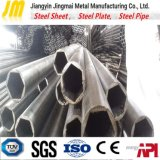 異常な形の管か特別なセクション管または変形させた鋼管