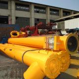 2018 Jinsheng Novo Projeto rosca transportadora Lsy273 com a ISO aprovado