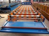 Roulis d'acier de tôle de toit de Botou formant la machine