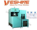 Tecla Semi-Auto máquinas de sopro de garrafas PET para 5 galão