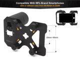 Support de Smartphone pour le monoculaire binoculaire de microscope de télescope de Riflescope