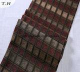 El Chenille 2016 de la tela del telar jacquar ajusta el paño del sofá de colores más oscuros