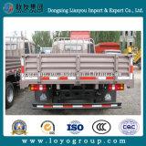 HOWOトラック3.5トンの軽トラック4X2の貨物