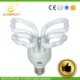 De Fluorescente Energie van de bloem - de Verlichting van de besparing