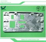 Aluminiumbefestigungsteile CNC, der maschinell bearbeitete medizinische Teile maschinell bearbeitet
