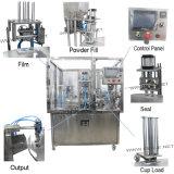 小さい工場価格の自動コーヒーカプセルの詰物およびシーリング機械