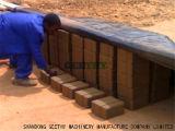 Hot-Sale produit M7mi de l'argile au Kenya en brique de verrouillage de la machine