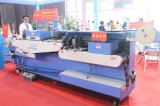 Etiquetas tejidas Screen Printing Machine TS-150 con tinta de alta temp.