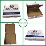 Оптовая коробка пиццы нестандартной конструкции Corrugated в дешевом цене