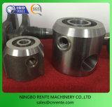 アルミニウム回転部品CNC機械化作業
