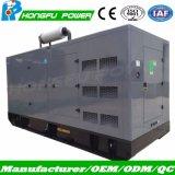 Mise en veille 660kVA Groupe électrogène de puissance diesel avec moteur Cummins