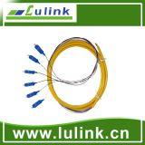 Le meilleur tresse de fibre optique du SM UPC de Sc de faisceau des prix 12
