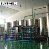 Ultrafiltration Mineral Toilets Treatment Equipment
