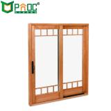 Тепловой Break алюминиевые раздвижные двери с D-Lock