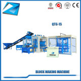 Модель Qt автоматический пресс для производства кирпича6-15 грязи