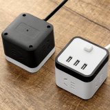 Points de vente portable universel Multi Power Cube de surcharge Power Socket avec USB