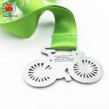 Medaglia su ordinazione di sport della bicicletta del ciclo della bici della Malesia
