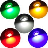Цвет свет СИД автомобиля белых/голубых/желтого цвета/красных/зеленого цвета интерьера