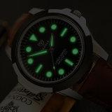 Reloj vendedor caliente de los hombres de la manera del precio de fábrica de la fabricación de Z372 China