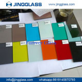 多彩で装飾的な窓ガラスは低価格にパネルをはめる