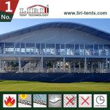 Grande tenda della tenda foranea di evento della chiesa delle 1000 genti in Nigeria